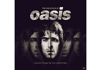 VARIOUS - MANY FACES OF OASIS - (CD)