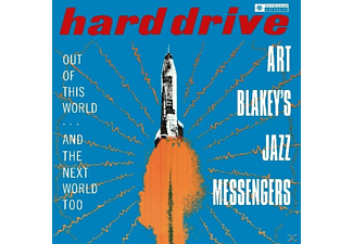 Art's Jazz Messengers Blakey - HARD DRIVE - (CD)