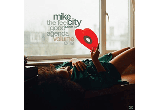 Mike City - THE FEEL GOOD AGENDA 1 - (CD)
