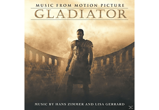 OST/VARIOUS - GLADIATOR-MUSIC FROM MOTION PICTURE - (Vinyl)