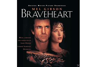 London Symphony Orchestra - BRAVEHEART-MUSIC FROM MOTION PICTURE - (Vinyl)