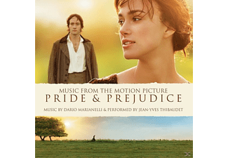 OST/VARIOUS - PRIDE & PREJUDICE-MUSIC FROM MOTION PICTURE - (Vinyl)