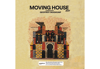 VARIOUS - MOVING HOUSE 2017 (DIGI) - (CD)