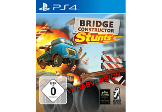 Bridge Constructor Stunts - PlayStation 4