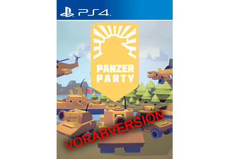 Panzer Party - PlayStation 4