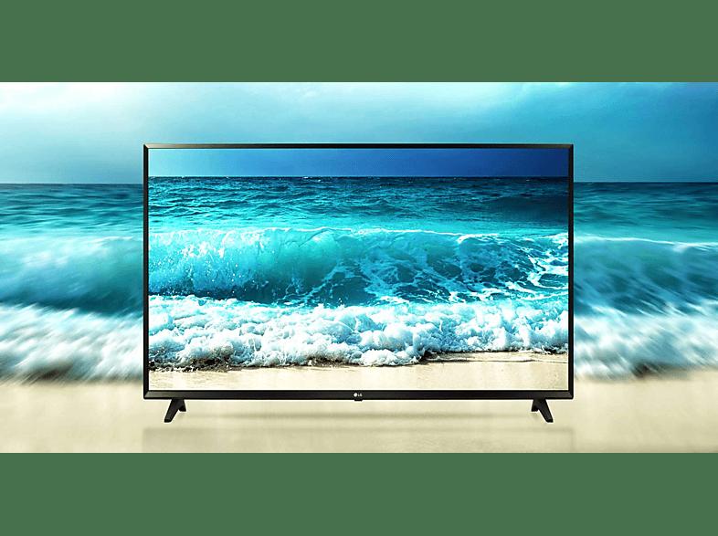 LG 49 UJ6307 4K UltraHD Smart LED televízió