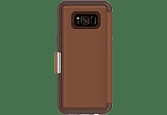 Otterbox Strada Samsung Galaxy S8 Plus Book Case Bruin