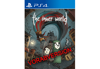 The inner World - PlayStation 4