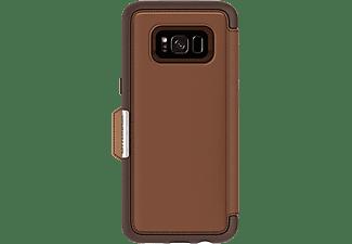 Otterbox Strada Samsung Galaxy S8 Book Case Bruin