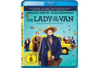 The Lady in the Van - (Blu-ray)
