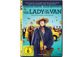 The Lady in the Van - (DVD)