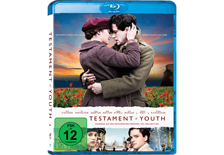 Testament of Youth - (Blu-ray)