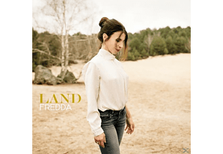 Fredda - LAND (+1 BONUS TRACK/+MP3) - (LP + Download)