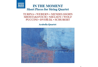 Arabella Quartet - IN THE MOMENT - (CD)