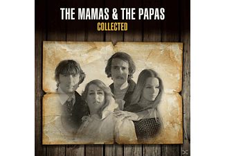 The Mamas And The Papas - COLLECTED - (Vinyl)