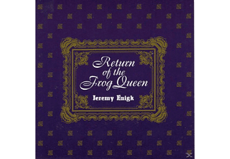 Jeremy Enigk - RETURN OF THE FROG QUEEN - (CD)