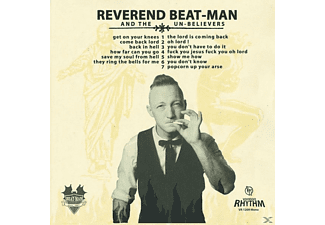 The Reverend Beat-man & Un-believe - GET ON YOUR KNEES - (CD)