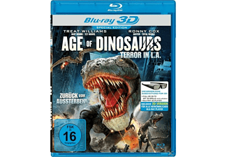 Age Of Dinosaurs-Terror In L.A. - (Blu-ray)
