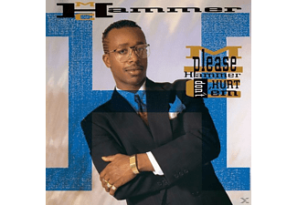 Mc Hammer - PLEASE HAMMER DONT HURT EM - (Vinyl)