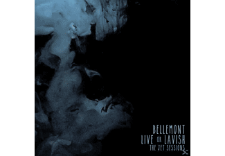 Bellemont - LIVE OR LAVISH: THE JET SESSIONS - (CD)