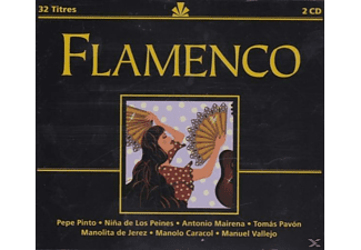 VARIOUS - Flamenco - (CD)