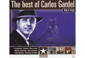 Carlos Gardel - The Best Of - (CD)