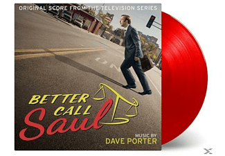 VARIOUS - BETTER CALL SAUL (TV SERIES 1 & 2) (LTD RED VINYL) - (Vinyl)