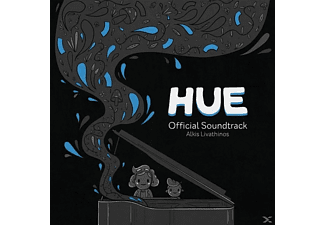 Alkis Livathinos - HUE-ORIGINAL SOUNDTRACK - (Vinyl)