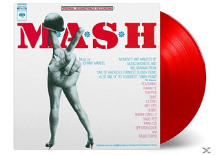 VARIOUS - M*A*S*H (LTD RED VINYL) - (Vinyl)