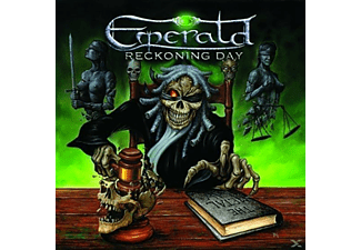 Emerald - Reckoning Day (Ltd.Double-Vinyl) - (Vinyl)