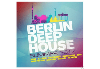 VARIOUS - Berlin Deep House-Summer 201 - (CD)