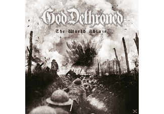 God Dethroned - The World's Ablaze - (Vinyl)
