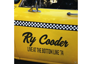 Ry Cooder - Live At The Bottom Line '74 (180 Gr.LP) - (Vinyl)