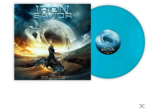 Iron Savior - The Landing (Gtf.180 Gr.Pale Blue Vinyl) - (Vinyl)