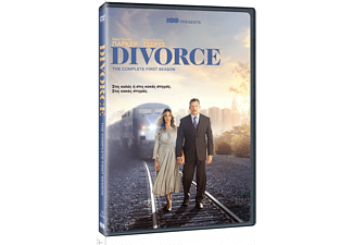 Divorce season 1 DVD