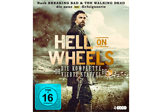 Hell on Wheels - Staffel 4 - (Blu-ray)