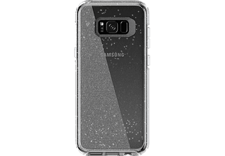 Otterbox Symmetry Clear Stardust Galaxy S8 Plus Back Cover Transparant