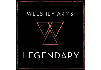 Welshly Arms - LEGENDARY (2-TRACK) - (5 Zoll Single CD (2-Track))