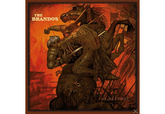 The Brandos - LOS BRANDOS (LP+DOWNLOADKARTE) - (LP + Download)