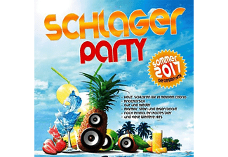 VARIOUS - SCHLAGER PARTY 2017/SOMMER EDITION - (CD)