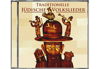 VARIOUS - TRADITIONELLE JÜDISCHE VOLKSLIEDER - (CD)