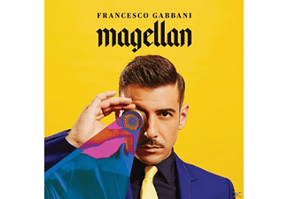 Francesco Gabbani - MAGELLAN - (CD)