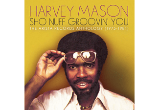 Harvey Mason - SHO NUFF GROOVIN YOU-ARISTA RECORDS ANTHOLOGY - (CD)