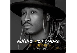 Future, Dj Smoke - THE FUTURE IS NOW MIXTAPE - (CD)
