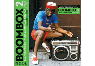 VARIOUS - BOOMBOX 2 (1979-1983) (SOUL JAZZ REC.PRES.) - (CD)