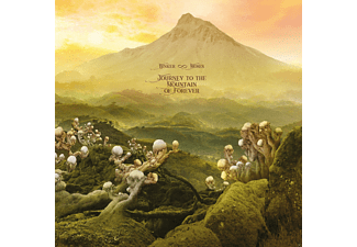Binker And Moses - JOURNEY TO THE MOUNTAIN OF FOR - (CD)