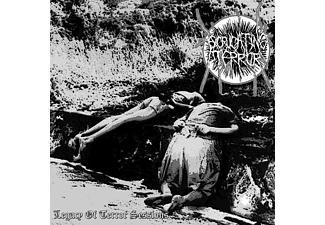 Excruciating Terror - LEGACY OF TERROR SESSIONS - (Vinyl)