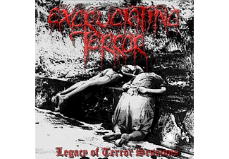 Excruciating Terror - LEGACY OF TERROR SESSIONS - (CD)