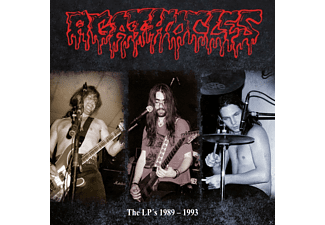 Agathocles - THE LP S 1989-1993 - (CD)
