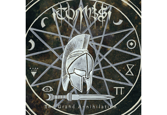 Tombs - THE GRAND ANNIHILATION - (CD)